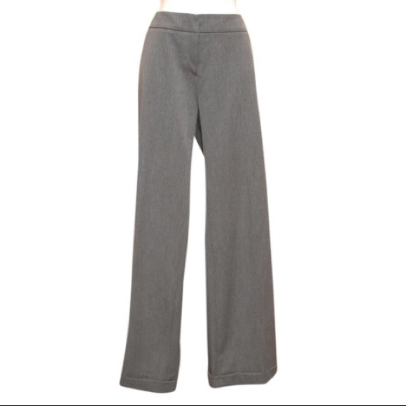 MaxMara Pants - NWOT MaxMara Gray  Trouser Pants